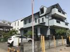 所沢 木造3階建 ツーバイフォー住宅 ベタ基礎 解体工事